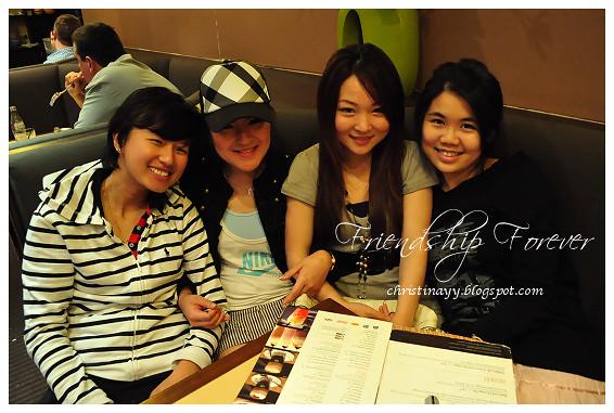 The Coffee Club: Four Girls