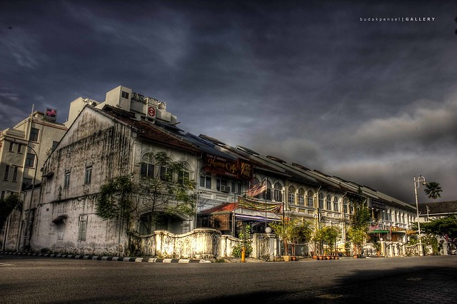 Ipoh Old Building
