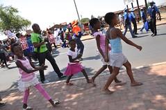 Children Play (Lauren Barkume) Tags: africa road street gay girls black kids lesbian children southafrica march play african pride september few johannesburg township joburg soweto 2010 holdhands laurenbarkume forumforempowermentofwomen
