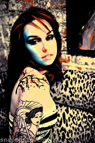 Shoulder Tattoos For Women