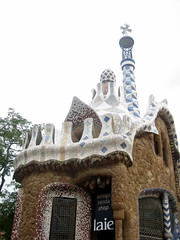 IMG_3355 (pravin.premkumar) Tags: barcelona espaa gaud catalunya catalan parcgell antonigaud antoniplcidguillemgaud