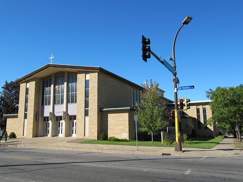 St Bridget's Church, Minneapolis, MN