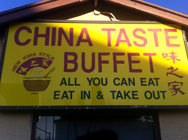 New York style Chinese food in Arizona