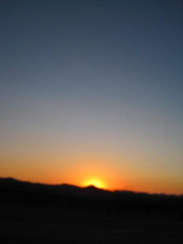 Sunset, Topanga