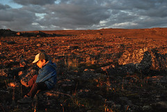 Panigusiq (9brandon) Tags: nunavut tundra alpenglow baffinisland