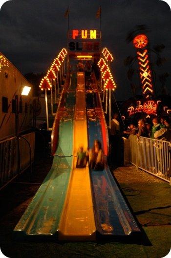 Fun!Slide! Carp Fair 2010