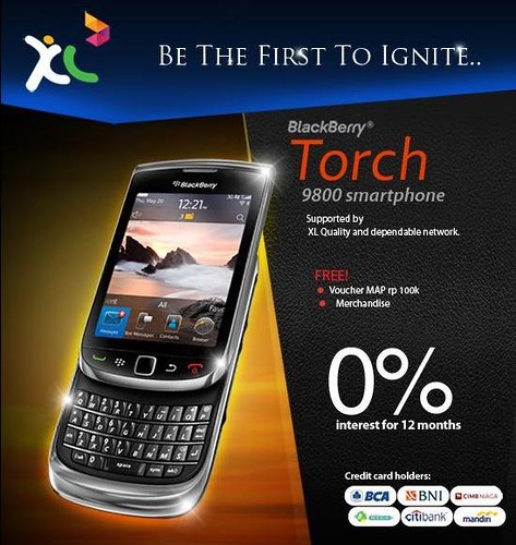 harga blackberry torch xl