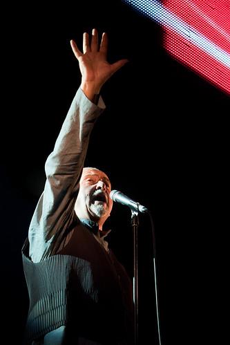Peter Gabriel @ Hallenstadion - Zurich