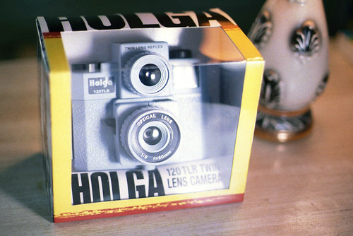 Holga 120 TLR Twin Lens Camera