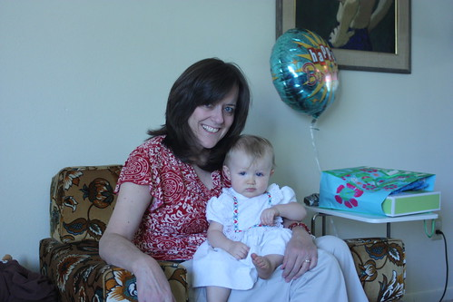Cordelia and her Grandma