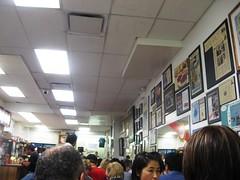 it's crowded