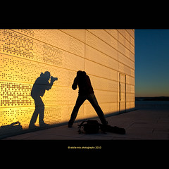 texture hunter (stella-mia) Tags: sunset shadow texture oslo norway evening opera photographer hunter 2470mm oslooperahouse canon5dmkii