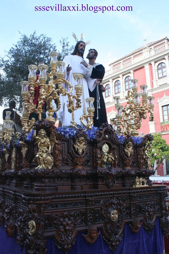 Nuestro Padre Jesús de la Redención en el Beso de Judas, Lunes Santo 2007