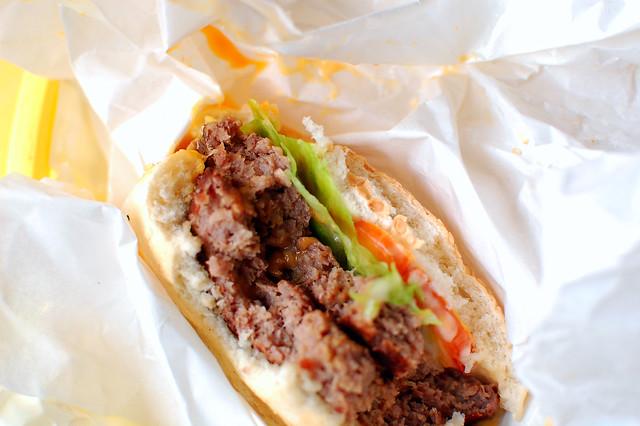 hot shots burger
