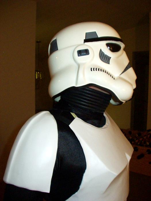 Stormtrooper Neckseal