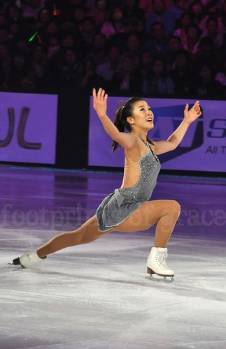 Michelle Kwan, Winter Song