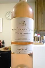 """2009 Saint André de Figuière, """"Cuvée Magali"""" Rosé"""