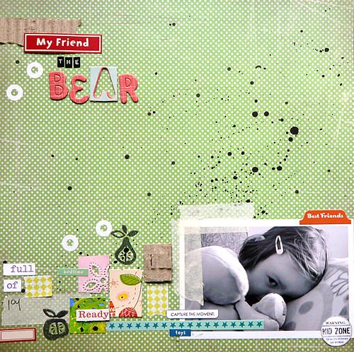 my friend - the bear
