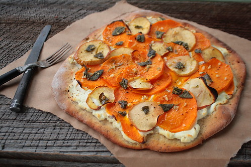Autumnal Pizza
