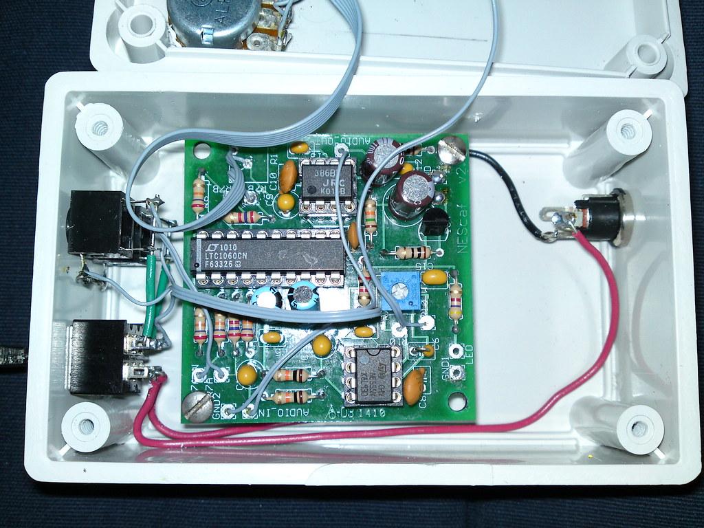 NEScaf Circuit Board