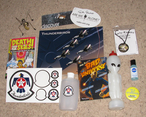 Bad Universe Episode 2 Swag Giveaway Bad Astronomy Bad Astronomy