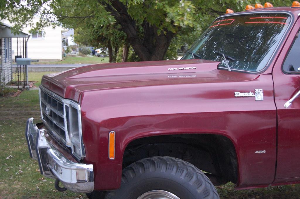 Round Eye w/cowl hoods - The 1947 - Present Chevrolet & GMC Truck Message Board Network
