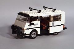 Nissan E23 Urvan - 1980