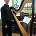 Harpist Joshua Ott