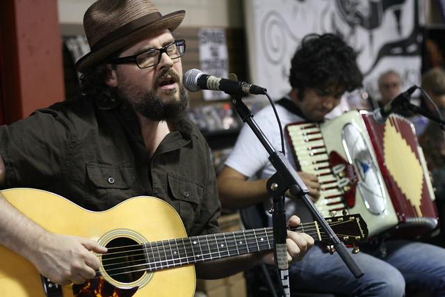 Patterson Hood @ Cactus Music