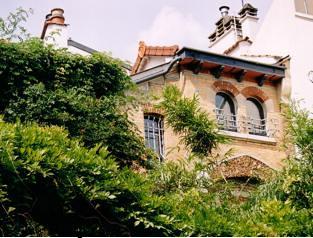 Hôtel Roszé, 34 rue Boileau, Paris XVIe –  Architecte Hector Guimard, 1891