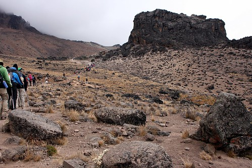 Day3 - Walk To Lava Tower