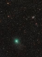 Comet 103P/Hartley 2 Oct 05, 2010 (yuriy.toropin) Tags: nikond50 astronomy comet astrophoto widefield Astrometrydotnet:status=solved Astrometrydotnet:version=14400 Astrometrydotnet:id=alpha20101072598254 ws180gt