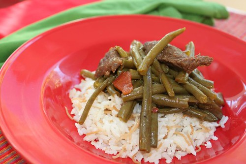 Loubia - Green Bean Stew