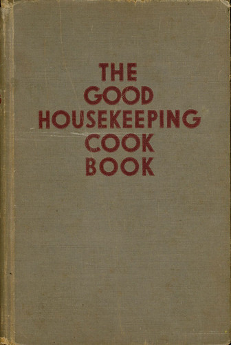 Good Housekeeping Cook Book 1942