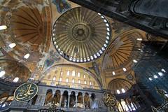 Hagia Sophia - Istanbul, Turkey (To Uncertainty And Beyond) Tags: turkey muslim islam trkiye turkiye istanbul mosque turchia turkei