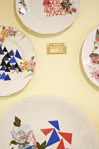 Decorative Plates by Le Petit Oiseau