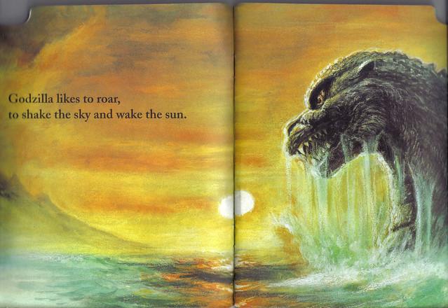 Godzilla likes to Roar! 2
