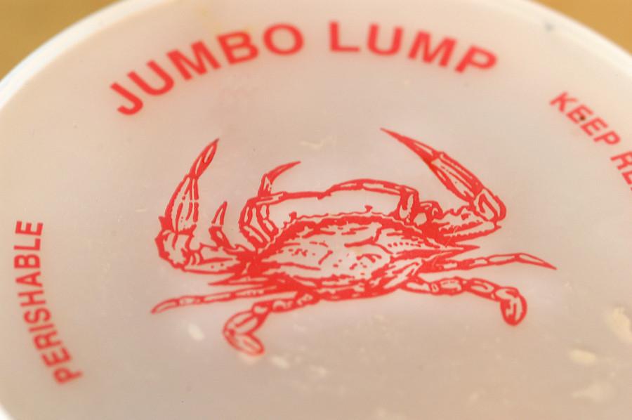 jumbo crabby