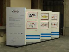Tous les Doodles de Google sur une seule page