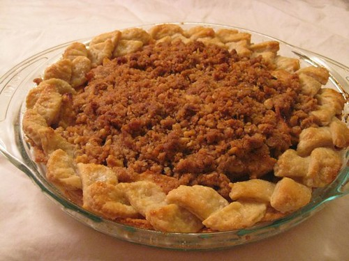 apple crumb pie 3