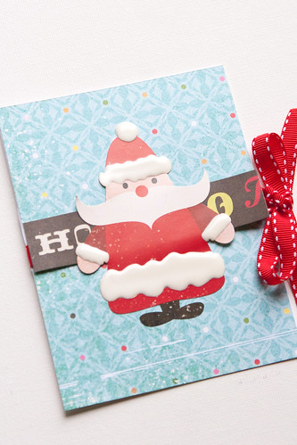 card making, cards, Christmas cards, Melissa Phillips, Lily Bean's Paperie
