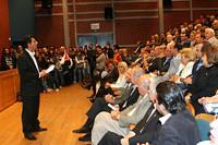 Ομιλία: Οι Bασικές θέσεις, για τον πολιτισμό, του συνδυασμού «Ομάδα Δημιουργίας για τη Θεσσαλονίκη»