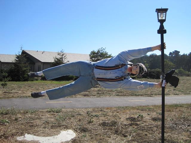 Cambria Scarecrow Contest 2010