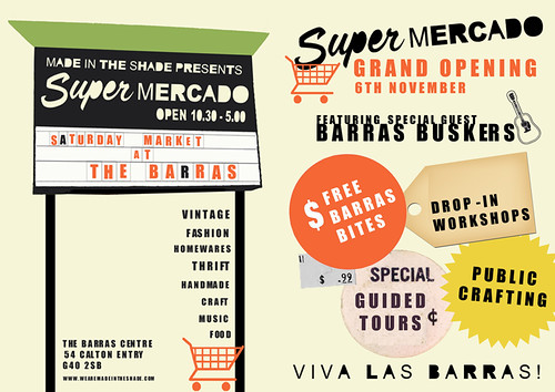 The Barras:  Supermercado & MITS  HQ Grand Opening