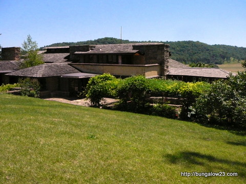 Taliesin Home and Hill