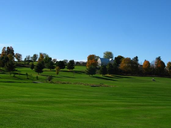 golf course 010
