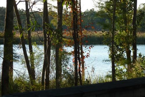 Fish River in October