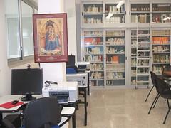 La biblioteca d'Istituto
