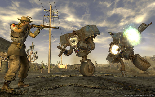 Fallout New Vegas Walkthrough