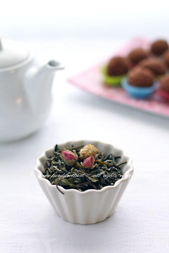 Tè bianco Hanai